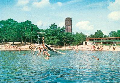 De biltsche duinen historische kring d 39 oude school - Omtrek zwembad ...