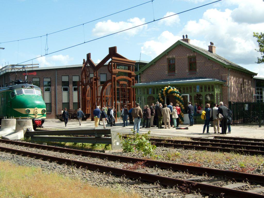 Woning stationschef Bilthoven heropend