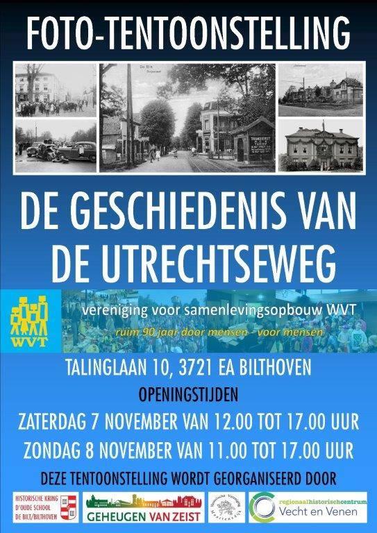 De reizende tentoonstelling 'Utrechtseweg' is door naar een volgende locatie