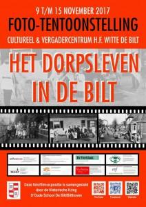 """Tentoonstelling """"Het dorpsleven in De Bilt"""""""