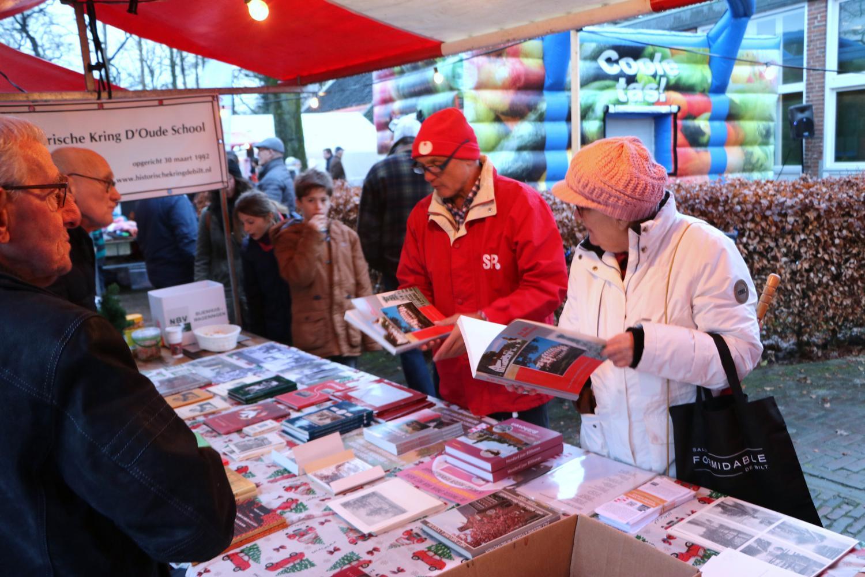 Foto's Wintermarkt