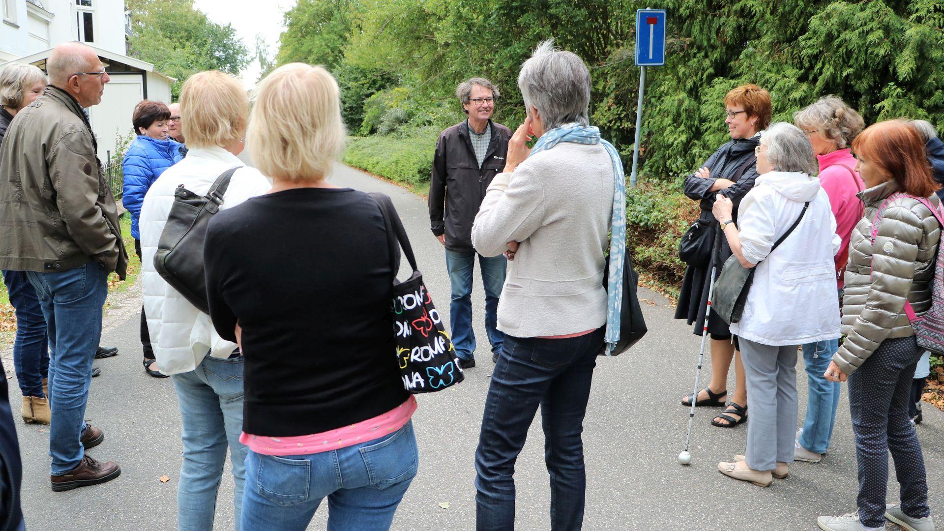Foto's wandeling Kloosterpark