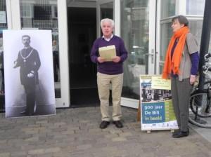 Opening expositie Westbroek
