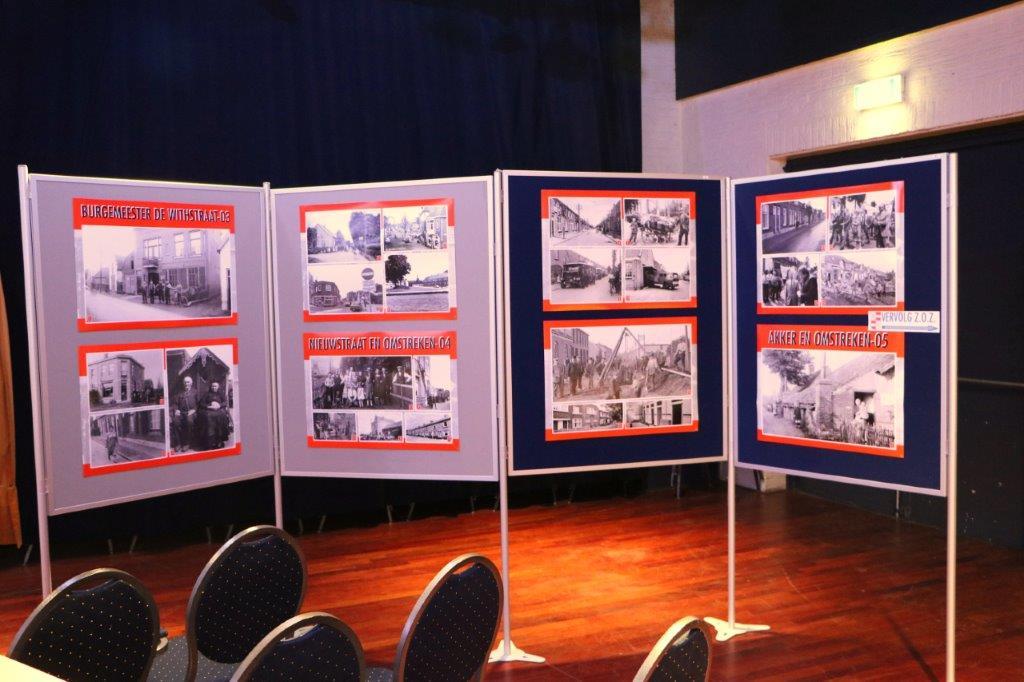 """Foto's lezing """"Straatnamen in De Bilt"""""""